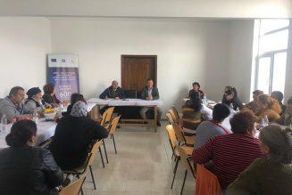 Primul workshop social din Campania de nondiscriminare din Harsova